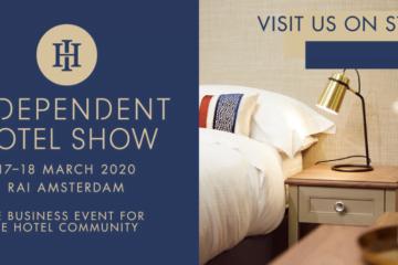 Independent Hotel Show - Dijkmans B.V. - Duurzaam en slim (af)bouwen