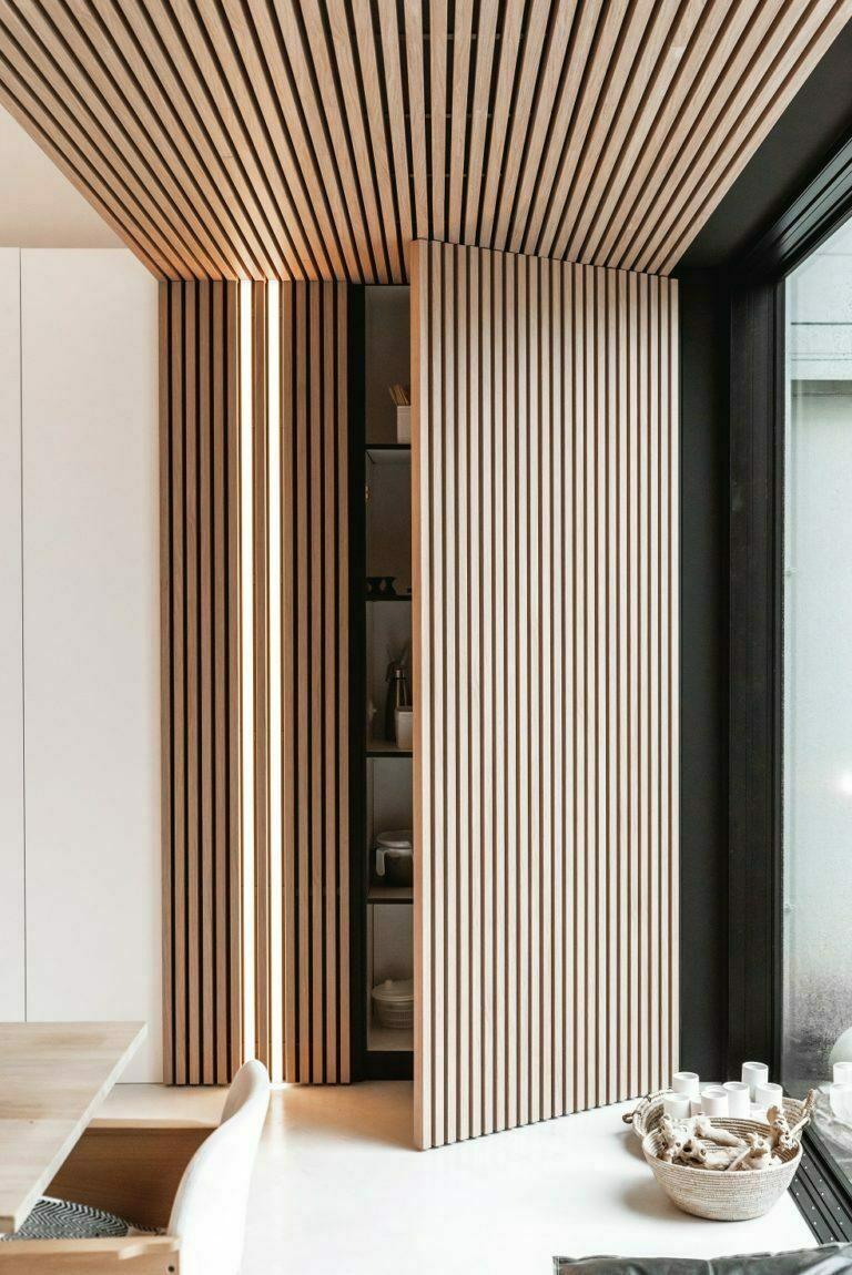 Maestro Lynes wandpanelen - Natural Oak - Dijkmans - Duurzaam en slim (af)bouwen