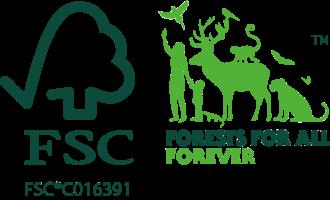FSC Logo - Dijkmans - Duurzaam en slim (af)bouwen