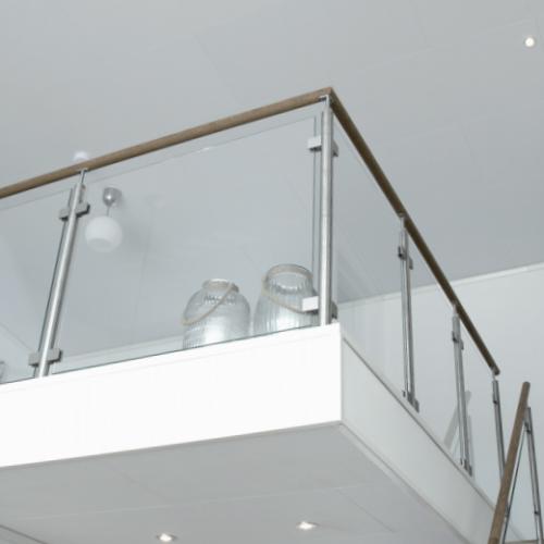 Hansapanel - plafondpaneel hout inbouw verlichting- Dijkmans - Duurzaam en slim (af)bouwen