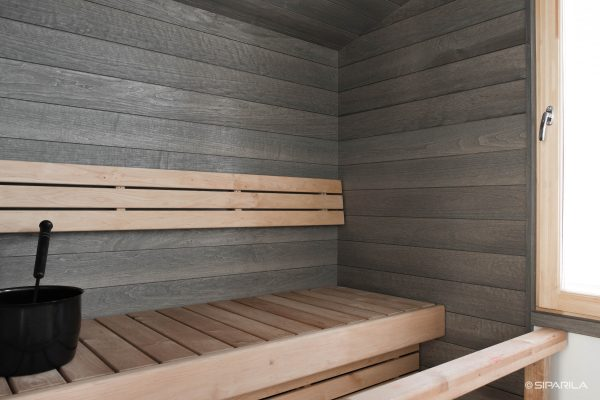 Siparila APSEN sauna - Dijkmans - Duurzaam en slim (af)bouwen