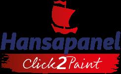 Hansapanel Click2Paint logo panelen - Duurzaam en slim (af)bouwen - Dijkmans B.V.