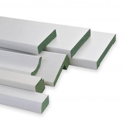 Assortiment rechte plinten - Dijkmans - Duurzaam en slim (af)bouwen